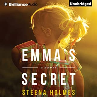 Emma's Secret audiobook cover art
