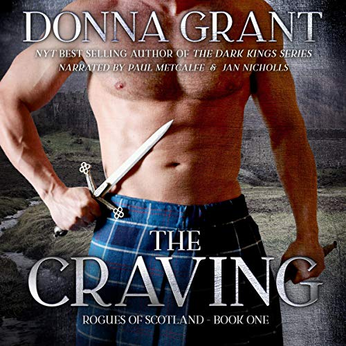 The Craving audiobook cover art