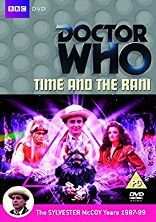 Doctor Who - Time and the Rani [DVD] [1987] (B002SZQCDO) | Amazon price tracker / tracking, Amazon price history charts, Amazon price watches, Amazon price drop alerts