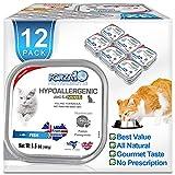 Forza10 Wet Hypoallergenic Cat Food, Fish Flavor...