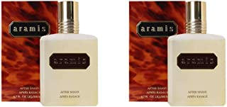 Aramis After Shave For Men 6.7ounce x 2bottle Plastic case