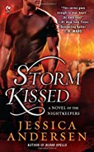 Storm Kissed: A Novel of the Nightkeepers (Final Prophecy) by Jessica Andersen (2011-06-07)