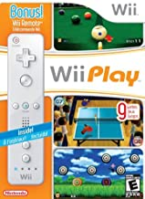 Wii Play with Wii Remote (Renewed)