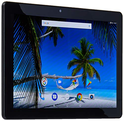 Multilaser NB253 Tablet M10A, Quad Core, Android 7.0, Dual Cãmera, 10', Preto