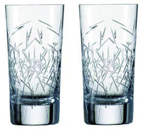 Zwiesel 1872 homenaje Glace longdrinkglas 79 486 ml 2er set vidrio vaso de agua