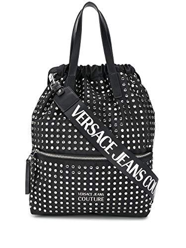 Versace Luxury Fashion Damen E1VVBBB271405899 Schwarz Rucksack | Frühling Sommer 20