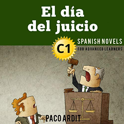 El día del juicio [The Day of Judgment] Titelbild
