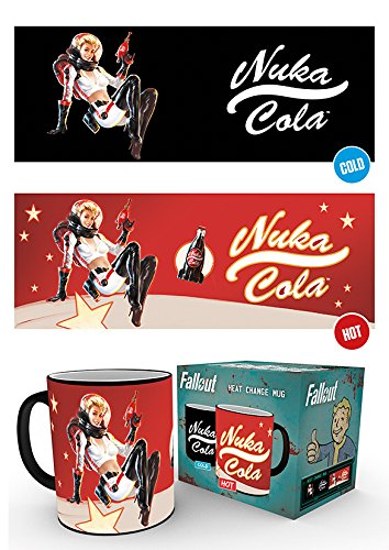 GBeye Heat Change Mug - Fallout Nuka Cola