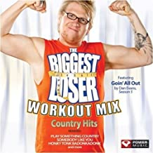 Country Hits Biggest Loser Workout Mix / Various