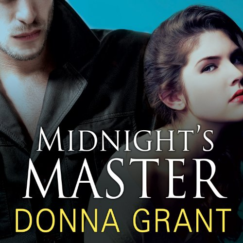 Midnight's Master audiobook cover art