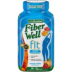 5 grams of fiber to support regularity and support digestive health[1] 6 high potency B vitamins to support fat, carb and protein metabolism for cellular energy[1] Natural Peach, Raspberry and Berry Flavors Contains NO high-fructose corn syrup, NO gl...