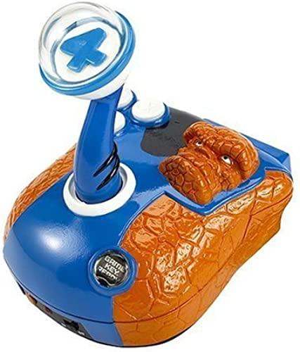 Fantastic Four 5& 45;in& 45;1 Plug and Play TV Game by Toymax