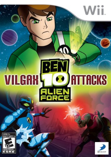 WII BEN 10: ALIEN FORCE VILGAX ATTACKS [Import américain]