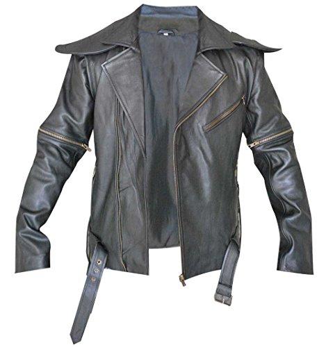 Mad Max Fury Road Max Rockatansky - Disfraz elegante y casual de piel autntica