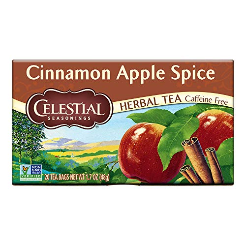 Celestial Seasonings Cinnamon Apple Spice Tee 20 Beutel