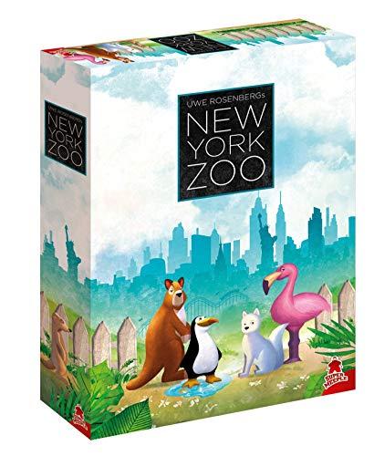 Super Meeple New York Zoo - Das Brettspiel