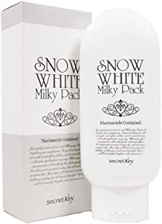 Secret Key Snow White Milky Pack, 200g