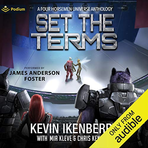 Set the Terms cover art