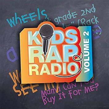 Kids Rap Radio, Vol. 2