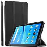 ELTD Hülle für Lenovo Tab M7,Ultra Lightweight Flip mit