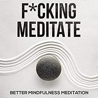 F*cking Meditate audiobook cover art