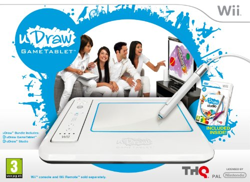 THQ (UK) LTD UDRAW GAME TABLET AND STUDIO