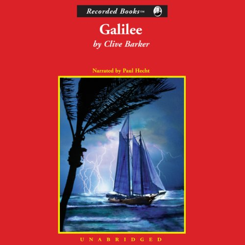 Galilee audiobook cover art