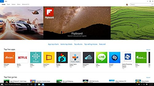 Microsoft Windows 10 Home Edition 32BIT/64BIT IT, FPP (Full packaged product), USB