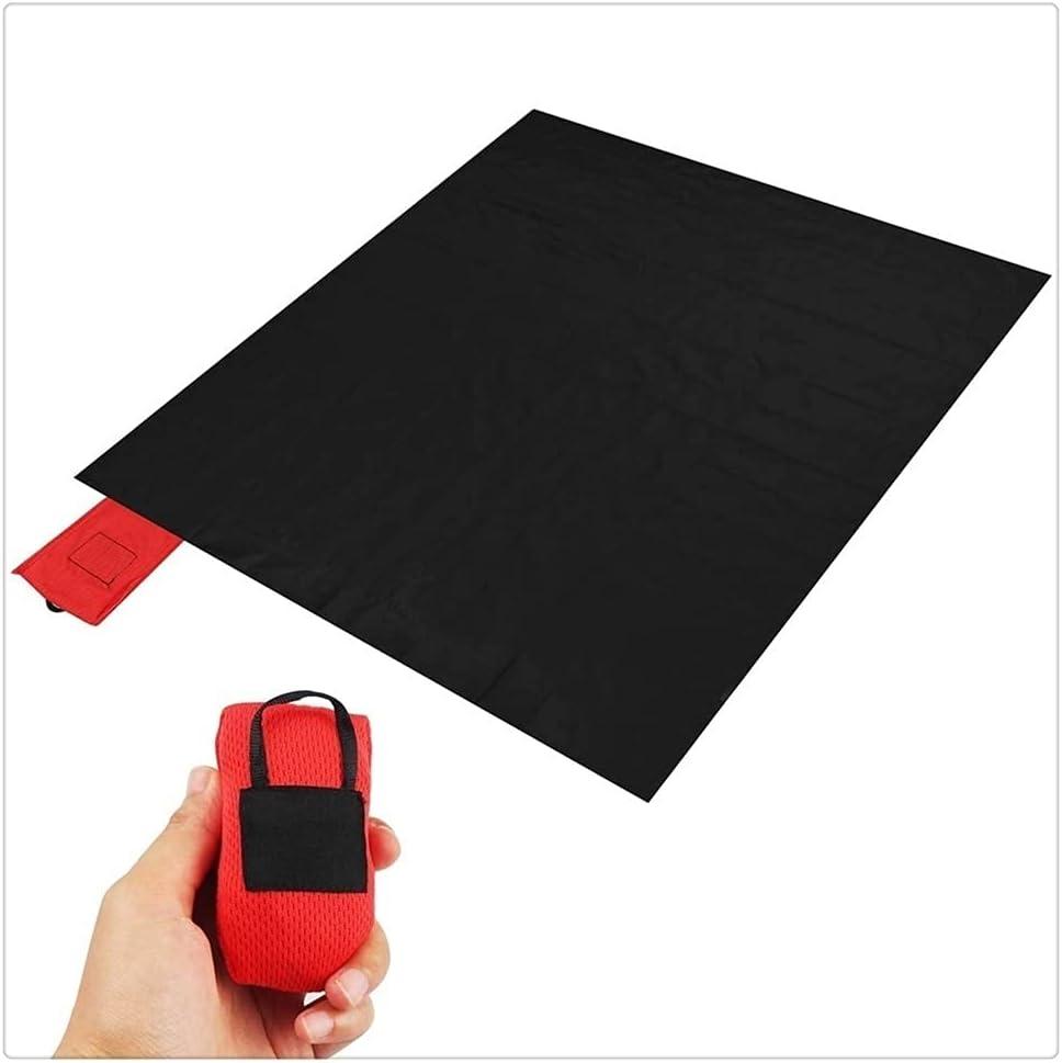 CIJK Topics on TV Mini Pocket Picnic Blanket Waterproof Cam outlet Folding Mat Beach