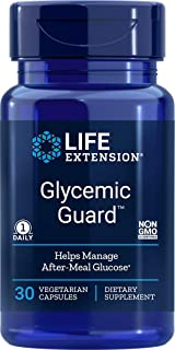Life Extension Glycemic Guard, 30 Count Pack of 2 Bottles