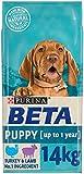BETA Puppy Dry Dog Food Turkey & Lamb, 14kg