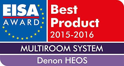 Heos 3 Audio-Streaming Lautsprecher Denon Multiroom schwarz - 11