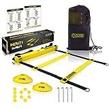 POWER GUIDANCE Agility Ladder (20 Feet) for Speed & Agility Trainning -