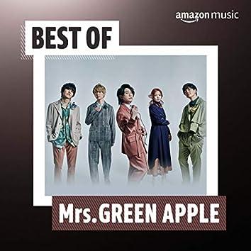 Best of Mrs. GREEN APPLE
