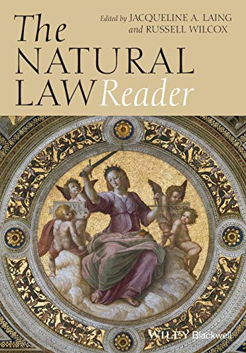 Compare Textbook Prices for The Natural Law Reader 1 Edition ISBN 9781444333213 by Jacqueline A. Laing,Russell Wilcox