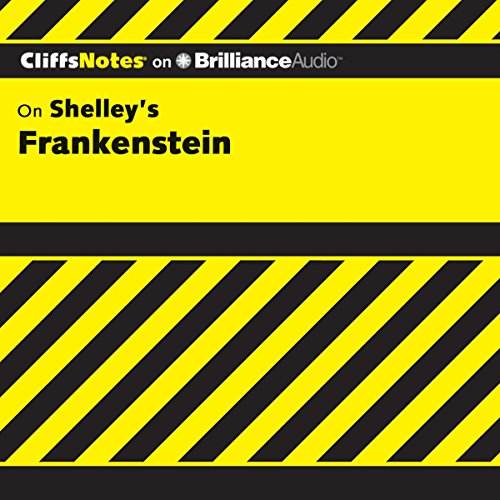 Frankenstein: CliffsNotes cover art
