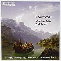 Tveitt - Orchestral Works (2003-07-28)