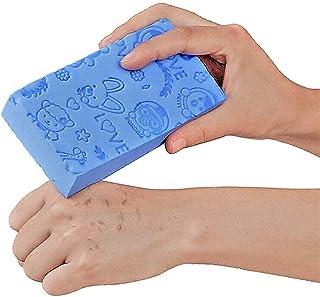 VG SHOP Ultra Soft Exfoliating Sponge | Asian Bath Sponge For Shower | Japanese Spa Cellulite Massager | Dead Skin Remover...