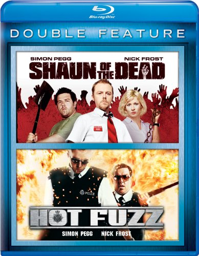 Shaun of The Dead/Hot Fuzz [Blu-Ray]
