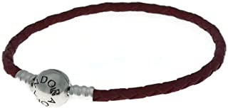 pandora leather bracelet single