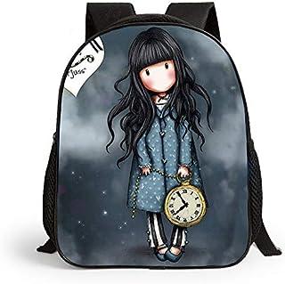 Girls Comic Backpack Kids Cute School Bag Children Cartoon Backpacks