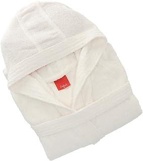 Gabel 09200 10 Accappatoio, 100% Cotone, Bianco, Medium