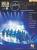 Hillsong Worship Hits: Violin Play-Along Volume 78 (Hal Leonard Violin Play-along)