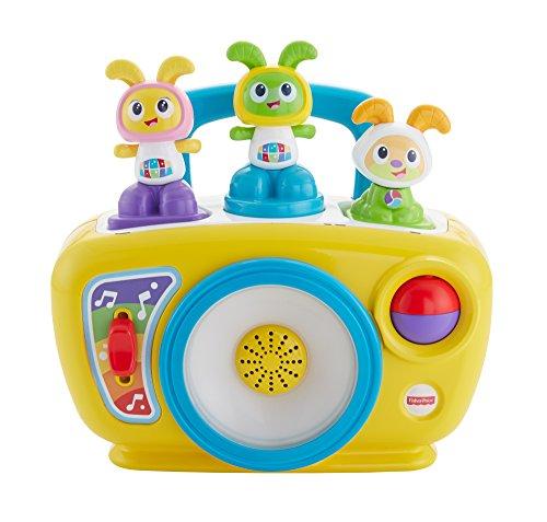 Fisher-Price Mattel FLP39 - BeatBo Boombox Spielzeug