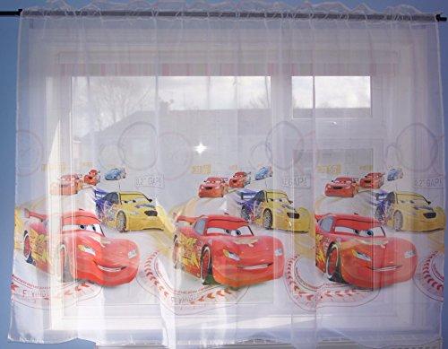 Gardinen CARS Teil 150B x 150L Kinderzimmer Vorhang DISNEY