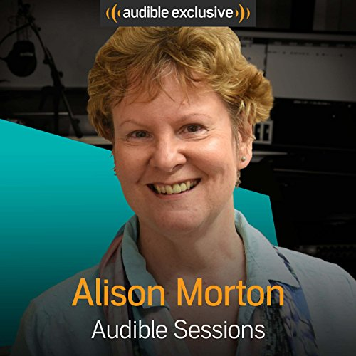 FREE: Audible Sessions with Alison Morton cover art