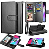 Takfox Galaxy S10 5G Wallet Case, Premium Leather with Card...