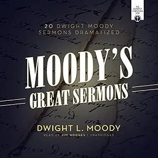 Moody's Great Sermons audiobook cover art