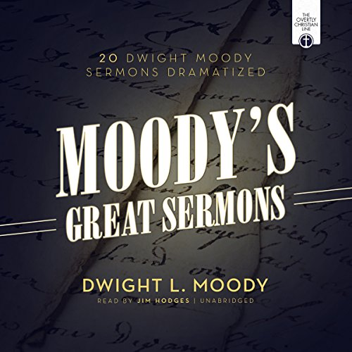 Moody's Great Sermons cover art