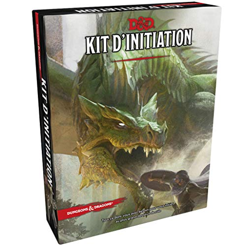 Dungeons & Dragons Kit D'initiation VF